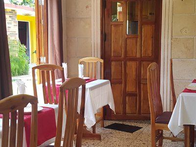 Imagen del restaurant Villa Los Reyes en Viñales Cuba